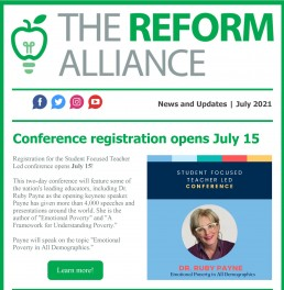 TRA July Monthly Newsletter