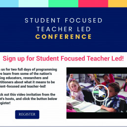 July Student Focused Teacher