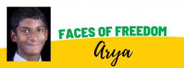 Faces of Freedom - Arya