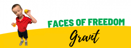 Faces of Freedom - Grant top