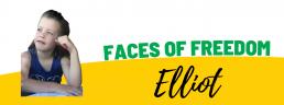 Faces of Freedom - Elliot