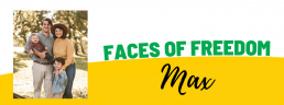 Faces of Freedom - Max