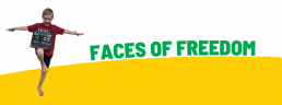 Faces of Freedom - Ashley's
