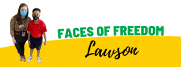 Faces of Freedom - Lawson