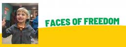 Faces of Freedom - Caroline's