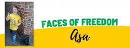 Faces of Freedom - Asa