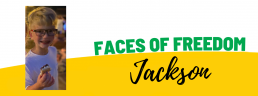 Faces of Freedom - Jackson