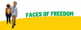 Faces of Freedom - Emily's family header