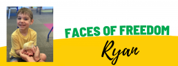 Faces of Freedom - Ryan