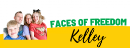 Faces of Freedom - Kelley top image