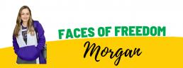 Faces of Freedom - Morgan