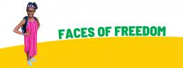 Faces of Freedom - Tiara's