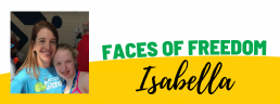 Faces of Freedom - Isabella