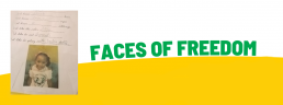 Faces of Freedom - Synicia's