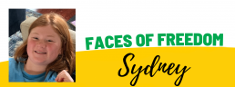 Faces of Freedom - Sydney