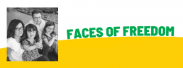 Faces of Freedom - Tracy's